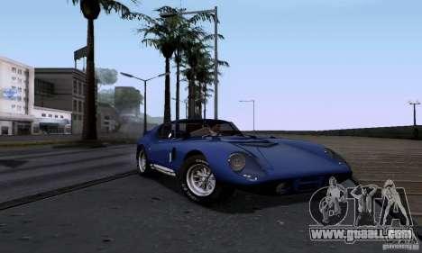 Sa RaNgE PoSSibLe for GTA San Andreas third screenshot
