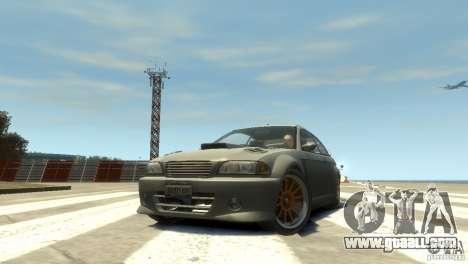Sentinel Grand Sport for GTA 4