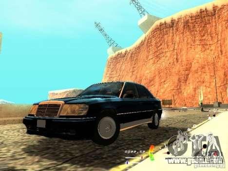 Mercedes-Benz 230E for GTA San Andreas