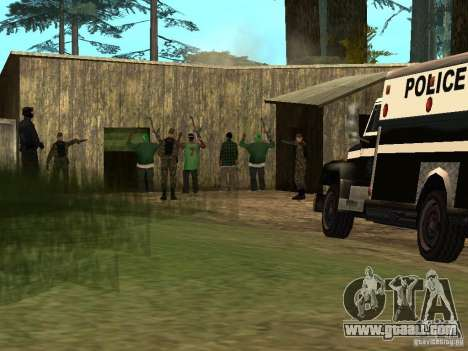 Drug Assurance for GTA San Andreas third screenshot