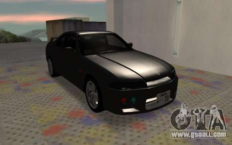 Nissan Skyline GTS25T (R33) for GTA San Andreas left view