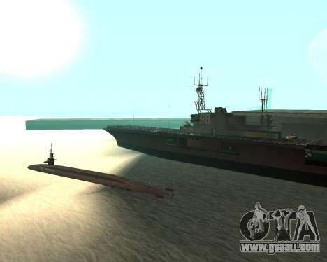 Real New San Francisco v1 for GTA San Andreas sixth screenshot