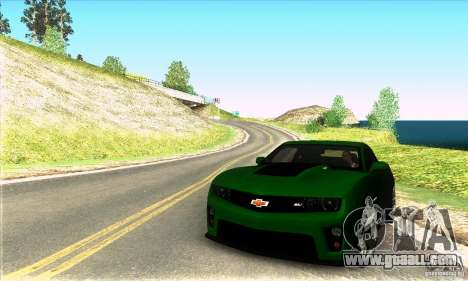 Real HQ Roads for GTA San Andreas seventh screenshot