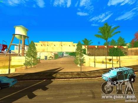 New Studio in LS for GTA San Andreas fifth screenshot