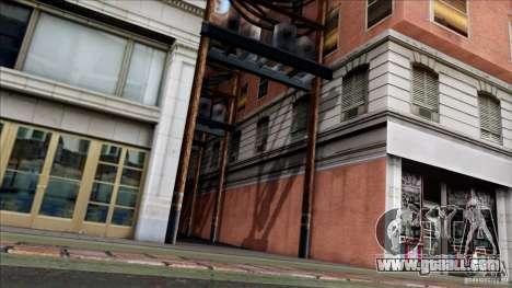 SA Beautiful Realistic Graphics 1.6 for GTA San Andreas fifth screenshot