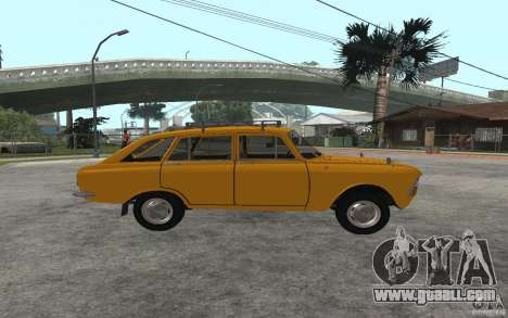 Izh 2125 Gorynych for GTA San Andreas right view