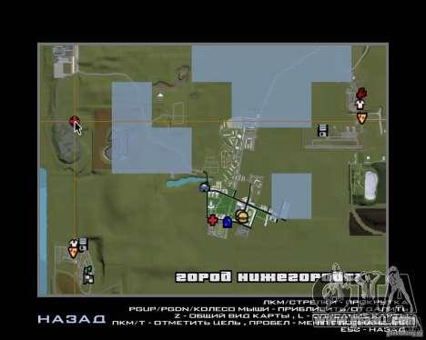 Nižegorodsk v0.1 BETA for GTA San Andreas fifth screenshot