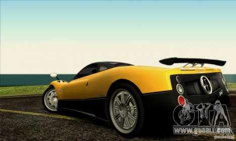 SA_gline v2.0 for GTA San Andreas fifth screenshot