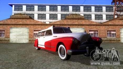Buick Special Ambulance for GTA San Andreas