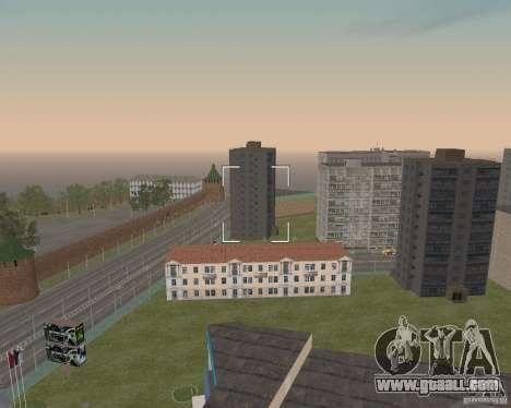 Nižegorodsk v0.5 BETA for GTA San Andreas