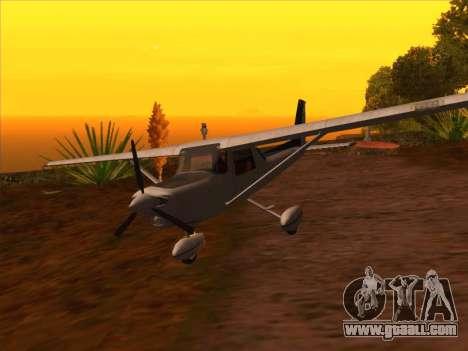 Cessna 152 v.2 for GTA San Andreas