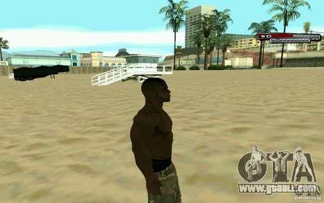 James Woods HD Skin for GTA San Andreas third screenshot