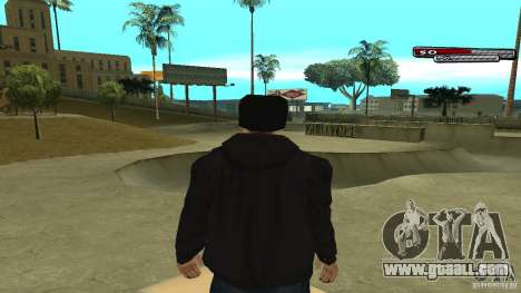 Trialist HD for GTA San Andreas forth screenshot