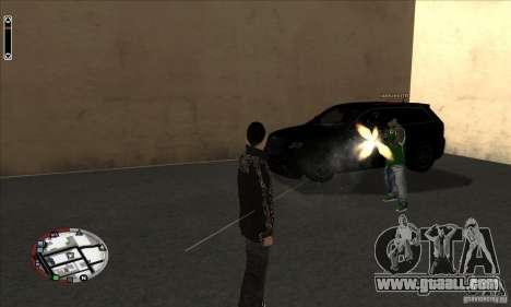 GodPlayer v1.0 for SAMP for GTA San Andreas third screenshot