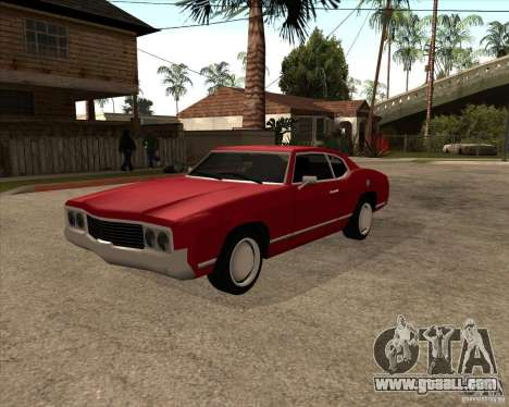 Sabre HD for GTA San Andreas