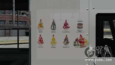 New van moroženŝika for GTA 4 fifth screenshot