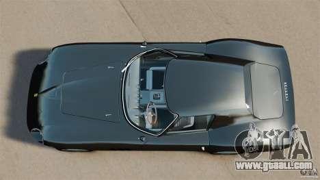 Ferrari 250 1964 for GTA 4 right view
