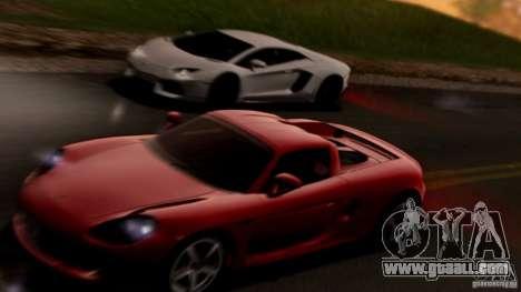 SA Beautiful Realistic Graphics 1.6 for GTA San Andreas eleventh screenshot