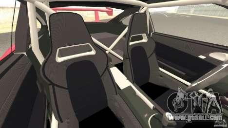 Porsche 997 GT2 Body Kit 2 for GTA 4 inner view