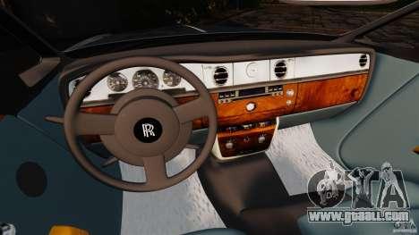 Rolls-Royce Phantom Convertible 2012 for GTA 4 right view