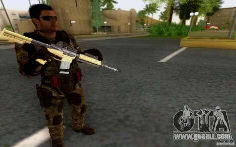 David Mason for GTA San Andreas forth screenshot
