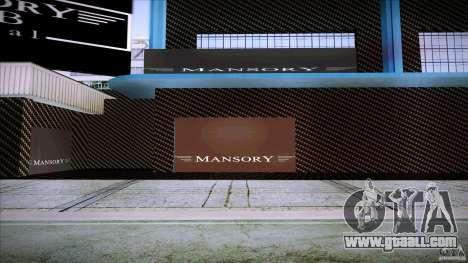 Mansory Club Transfender & PaynSpray for GTA San Andreas forth screenshot
