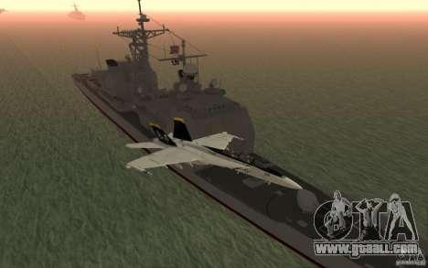 CSG-11 for GTA San Andreas fifth screenshot