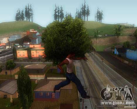 GTA IV Animations v1.1 for GTA San Andreas forth screenshot