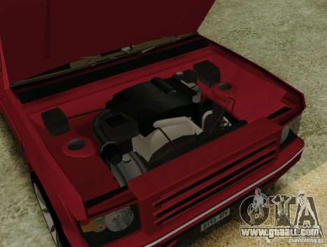 Huntley Freelander for GTA San Andreas right view