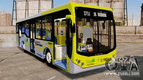 Busscar Urbanuss Pluss 2009 Le VIP Itaim Paulist for GTA 4