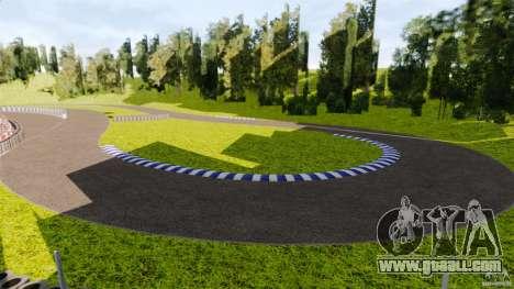 Meihan Circuit for GTA 4 forth screenshot
