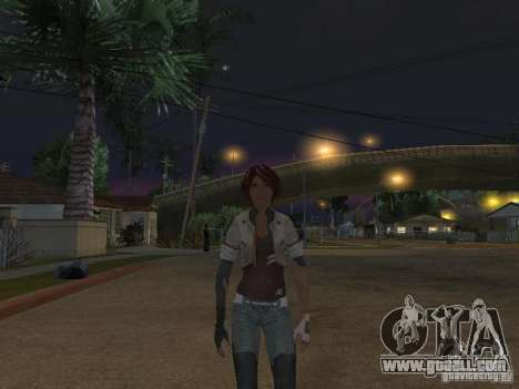 Remember Me Nilin for GTA San Andreas second screenshot