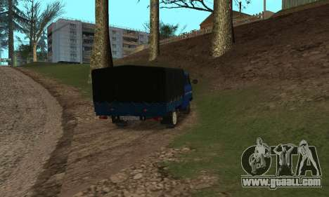 UAZ 39094 Fermer for GTA San Andreas right view
