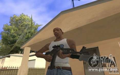 AK 103 for GTA San Andreas