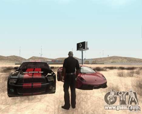 Star ENBSeries by Nikoo Bel for GTA San Andreas forth screenshot