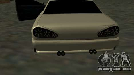 Elegy Roportuance for GTA San Andreas side view
