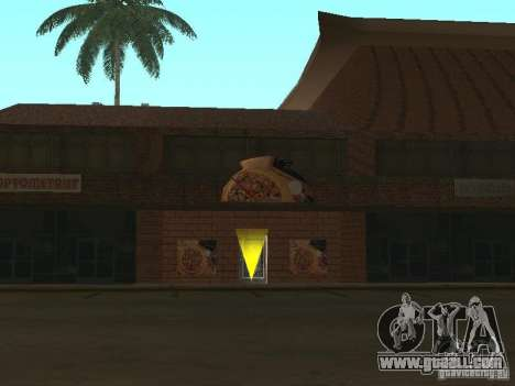 New Chinatown for GTA San Andreas eighth screenshot