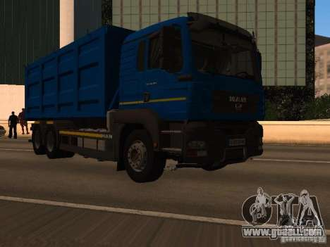 MAN TGA 28 430 PALIFT for GTA San Andreas