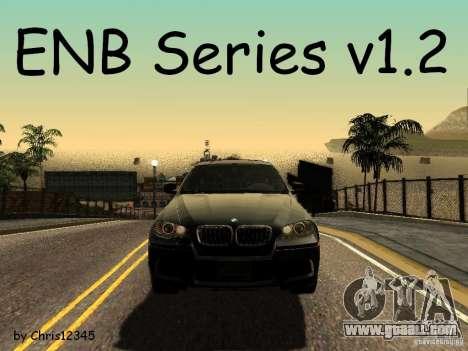 ENBSeries v1.2 for GTA San Andreas