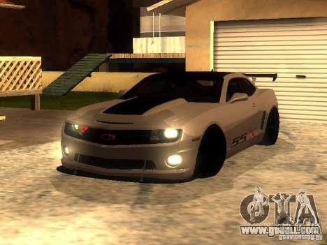 Chevrolet Camaro SSX V1.1 for GTA San Andreas