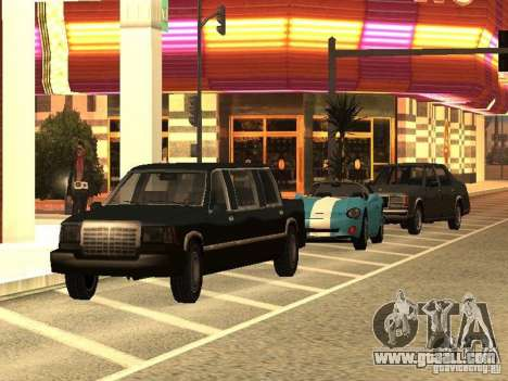 Club for GTA San Andreas second screenshot