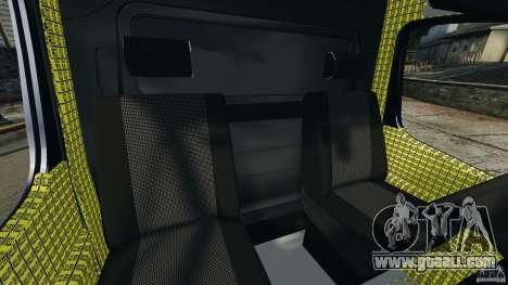 Mercedes-Benz Sprinter Police [ELS] for GTA 4 inner view