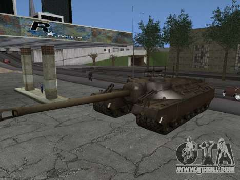 Pt-SAU T95 for GTA San Andreas