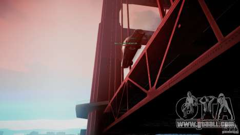 ENBSeries HQ for GTA San Andreas forth screenshot
