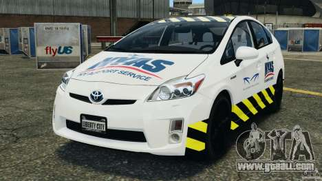 Toyota Prius NY Airport Service for GTA 4