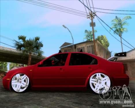 Volkswagen Jetta 2005 for GTA San Andreas left view