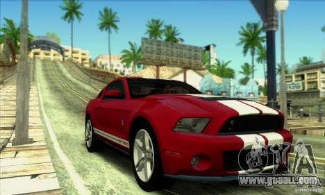 SA_gline v2.0 for GTA San Andreas sixth screenshot