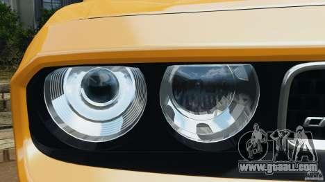 Dodge Challenger SRT8 392 2012 [EPM] for GTA 4 engine