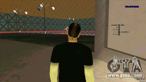 Ed Hardy for GTA San Andreas second screenshot