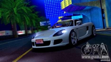 SA Beautiful Realistic Graphics 1.6 for GTA San Andreas forth screenshot